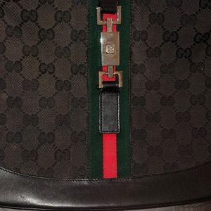 Gucci Bags - Gucci Monogram Jackie O Hobo